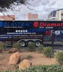 Diamatic© Celebrates its 10 Year Anniversary at World of Concrete