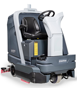 SC6000 Auto Scrubber-Ride-on