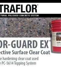 FLOR-GUARD™ EX  Surface Hardening & Stain Protector